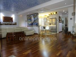 Unique 2bed+office Fully Furnished apartment