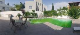 Three bedroom house with pool at Lakatamia
