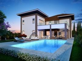 Elite  sea view Villa