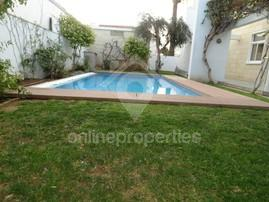 Detached Villa with pool in Ayios Andreas