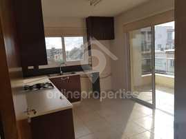 Unfurnished 2bedroom flat on the second floor