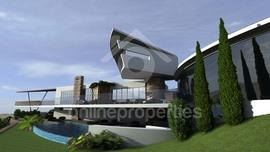 Stunning Super Luxurious Villa  Surrounded By Vineyards!!