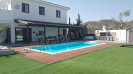 MODERN HOUSE IN LITHRODONTAS FOR RENT