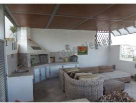 Large Penthouse apartment w/t roof garden in center Nicosia.