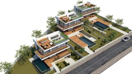 Spacious luxury villa