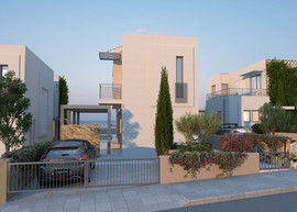 Beautiful luxury villa with swimming pool