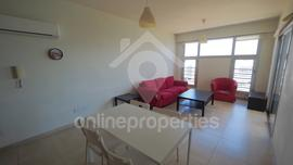 Furnished bright one bedroom apartment