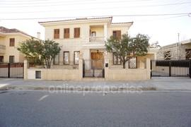 Detached Villa of 4bed in Strovolos