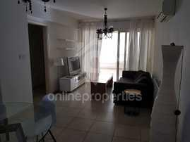 Nicely furnished 2bedroom flat plus an office area off Kallipoleos street