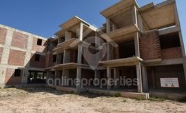 Incomplete Residential Building in Pegeia, Paphos