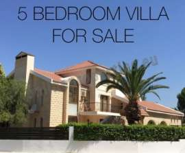 5 BEDROOM DETACHED HOUSE FOR SALE & FOR RENT